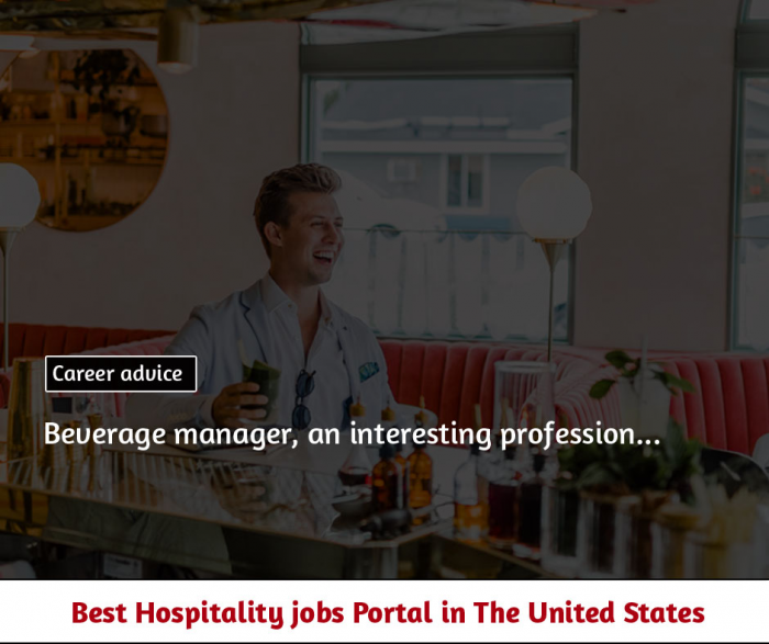 How to become a beverage manager?