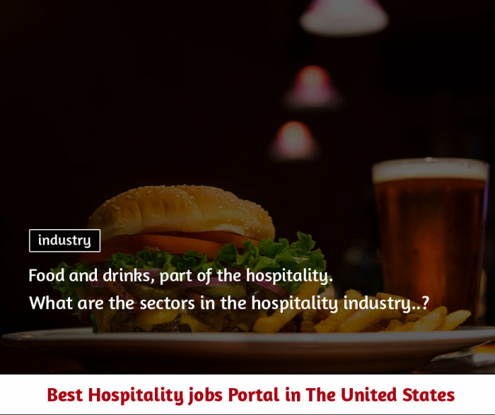 Sectors of the hospitality industry - part 2