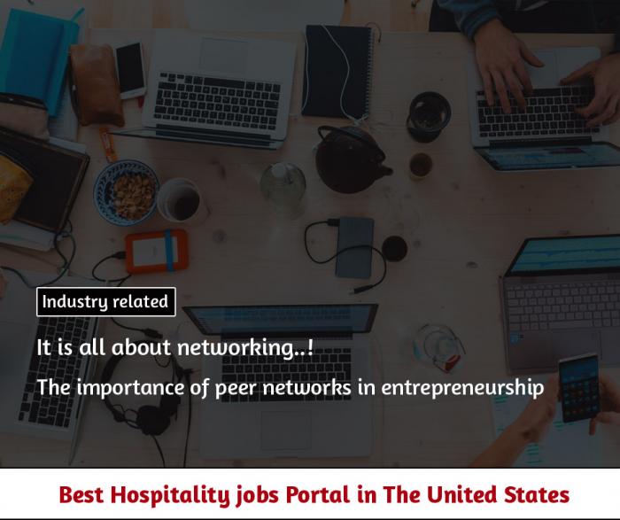 The importance of peer networks in entrepreneurship